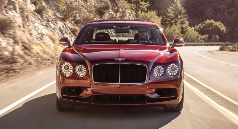 2017 Bentley Flying Spur V8S 8