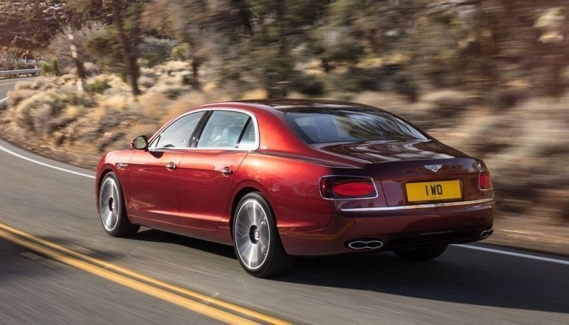 2017 Bentley Flying Spur V8S 9