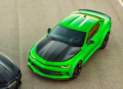 2017 Chevrolet Camaro 1LE performance package