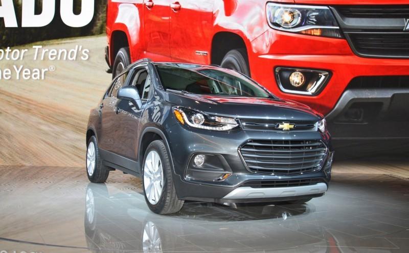 2017 Chevrolet TRAX 4