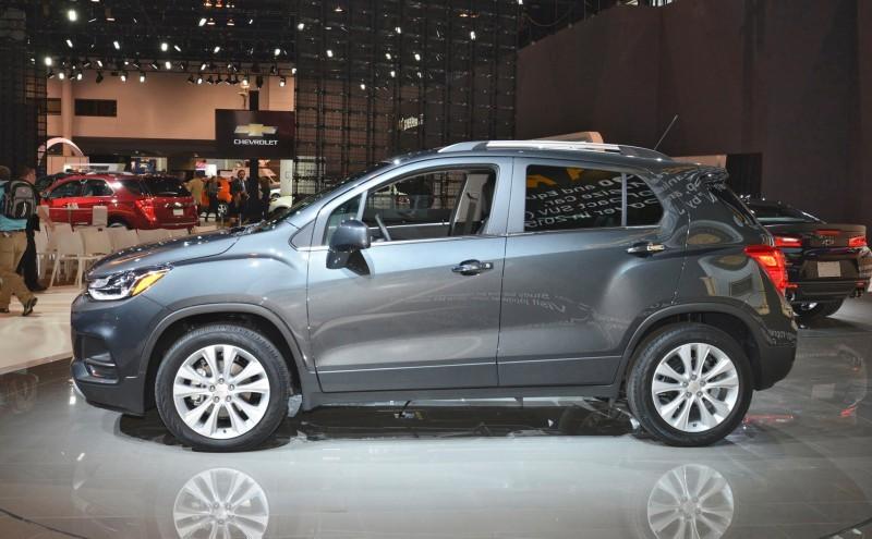 2017 Chevrolet TRAX 6