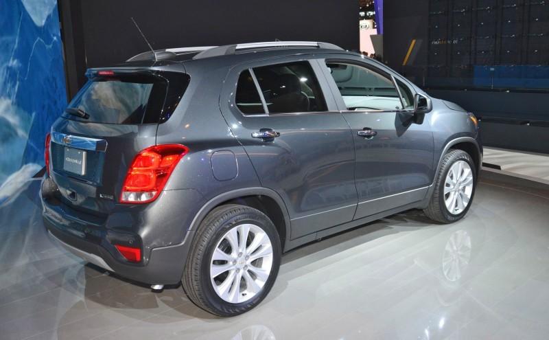 2017 Chevrolet TRAX 7