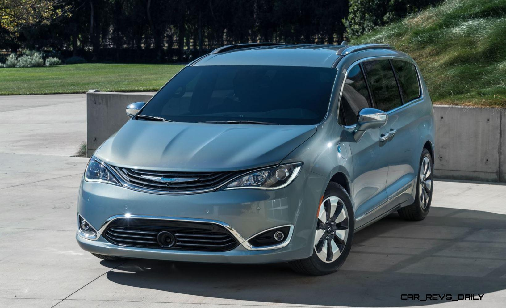 2017 chrysler pacifica is all new minivan phev hybrid luxury and tech to leapfrog sienna odyssey. Black Bedroom Furniture Sets. Home Design Ideas