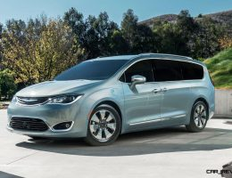 2017 Chrysler PACIFICA Is All-New Minivan – PHEV Hybrid, Luxury and Tech to Leapfrog Sienna/Odyssey