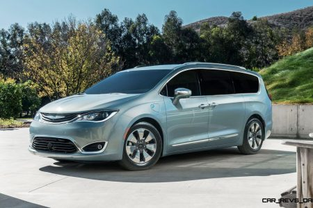 2017 Chrysler Pacifica Is All New Minivan Phev Hybrid Luxury And Tech To Leapfrog Sienna Odyssey