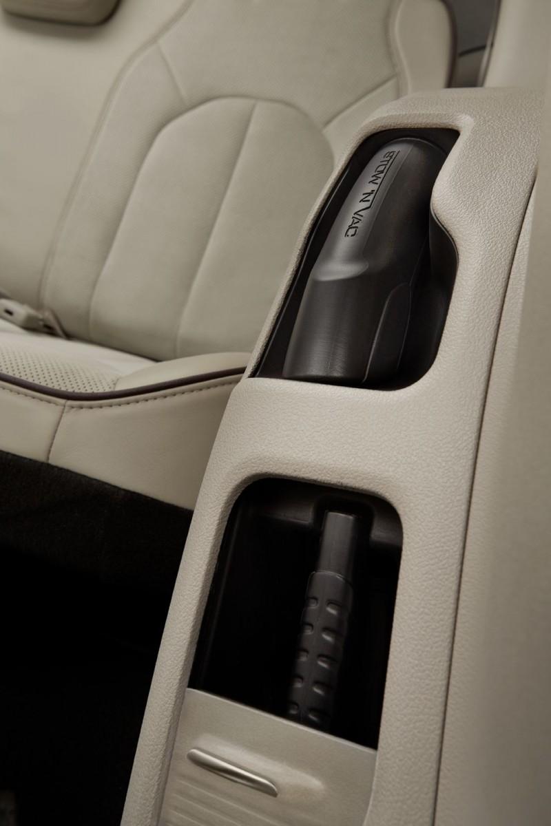 2017 Chrysler Pacifica Is All New Minivan Phev Hybrid