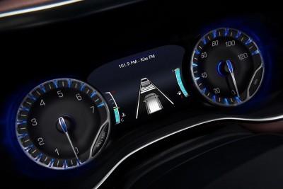 2017 Chrysler PACIFICA Interior Photos 16