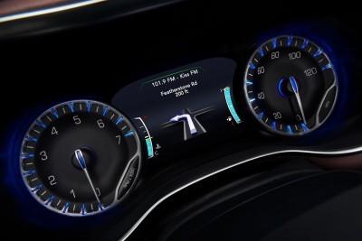 2017 Chrysler PACIFICA Interior Photos 17