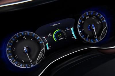 2017 Chrysler PACIFICA Interior Photos 18