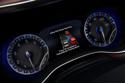 2017 Chrysler PACIFICA Interior Photos 19