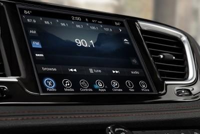 2017 Chrysler PACIFICA Interior Photos 21