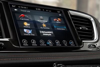 2017 Chrysler PACIFICA Interior Photos 27