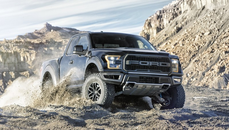2017 FORD F-150 RAPTOR Baja Preview 10