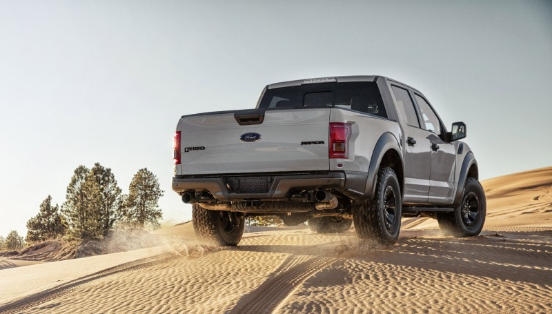 2017 FORD F-150 RAPTOR Baja Preview 12