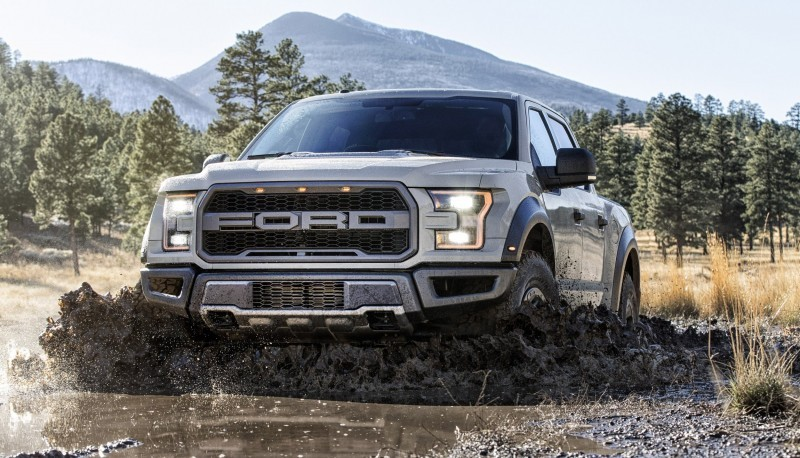 2017 FORD F-150 RAPTOR Baja Preview 13