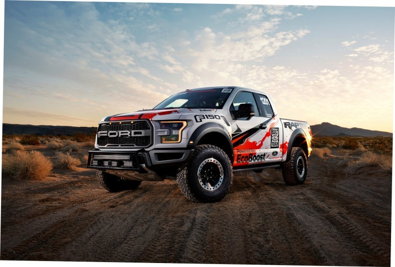 2017 FORD F-150 RAPTOR Baja Preview 17