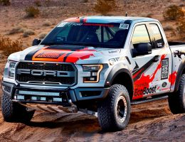 2017 FORD F-150 RAPTOR – 2016 Event Schedule + 33 New Race-Spec GIFs!