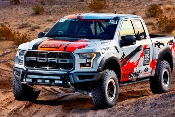 2017 FORD F-150 RAPTOR Baja Preview 18