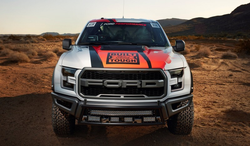 2017 FORD F-150 RAPTOR Baja Preview 19