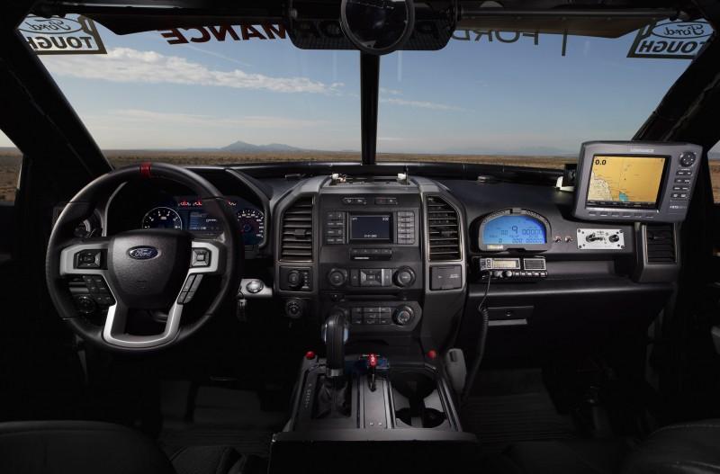 All-new 2017 F-150 Raptor