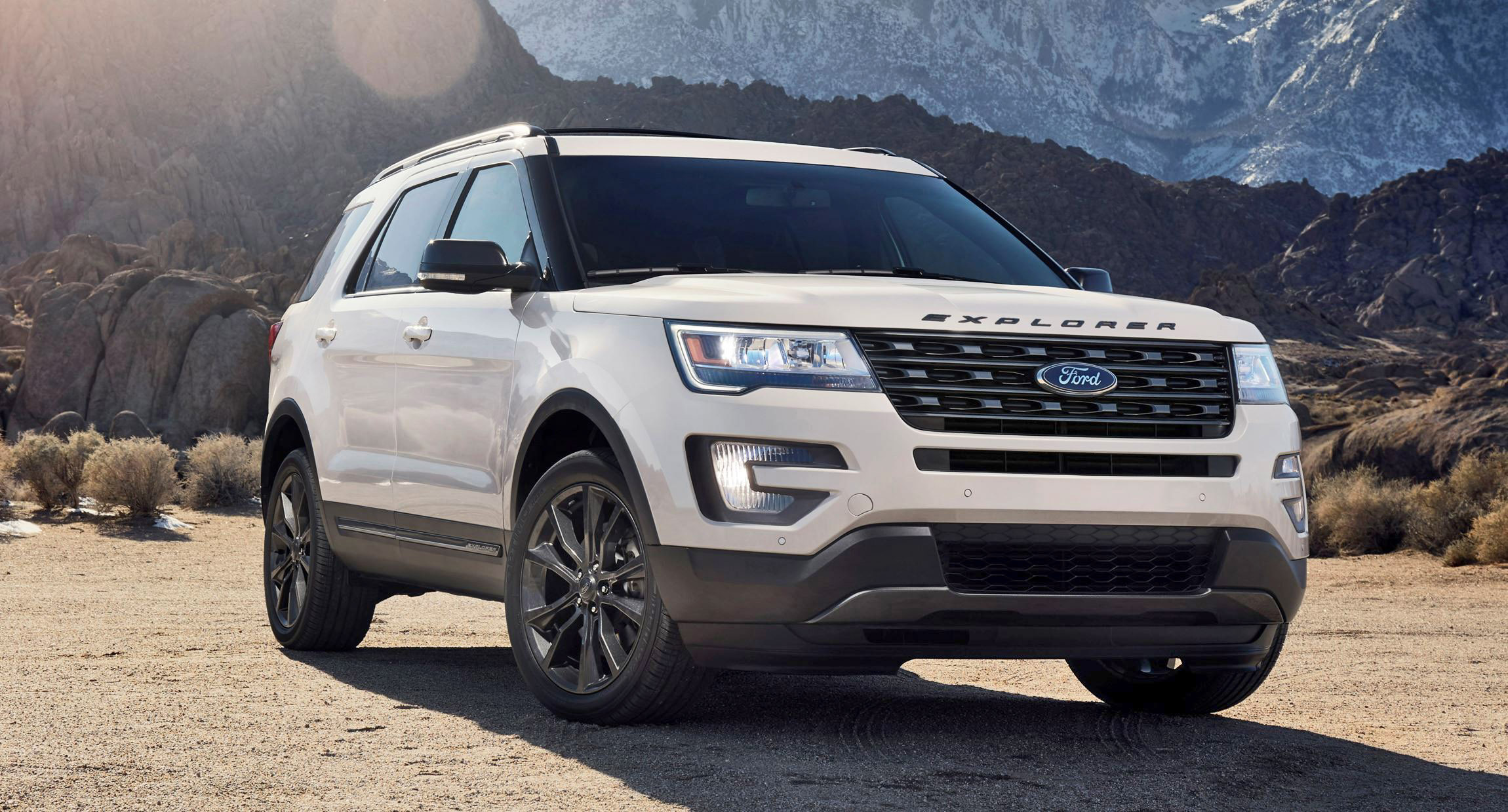 2017 Ford Explorer Xlt Sport Earance Package