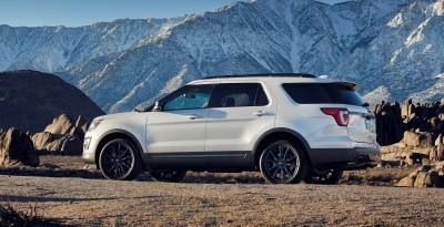 2017 Ford Explorer XLT Sport Pack 15