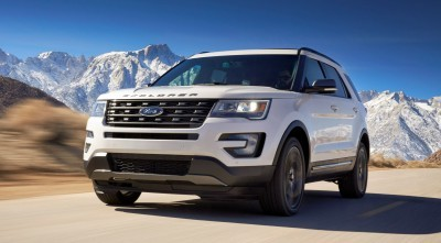 2017 Ford Explorer Xlt Sport Pack Is High Impact Styling Upgrade