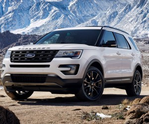 2017 ford explorer xlt sport pack is high impact styling. Black Bedroom Furniture Sets. Home Design Ideas