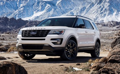 2017 Ford Explorer XLT Sport Pack 7