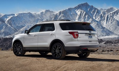 2017 Ford Explorer XLT Sport Pack 8