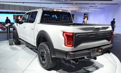 2017 Ford F-150 RAPTOR Supercrew 1