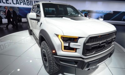 2017 Ford F-150 RAPTOR Supercrew 10