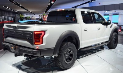 2017 Ford F-150 RAPTOR Supercrew 3
