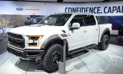 2017 Ford F-150 RAPTOR Supercrew 8