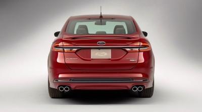 2017 Ford Fusion V6 Sport 7