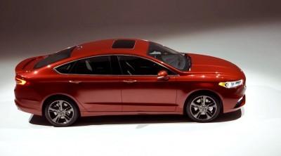 325hp v6tt 2017 ford fusion sport leads refreshed midsize sedan lineup. Black Bedroom Furniture Sets. Home Design Ideas