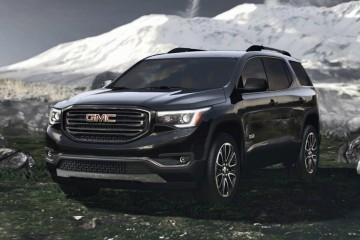 2017 GMC Acadia Video Stills 37