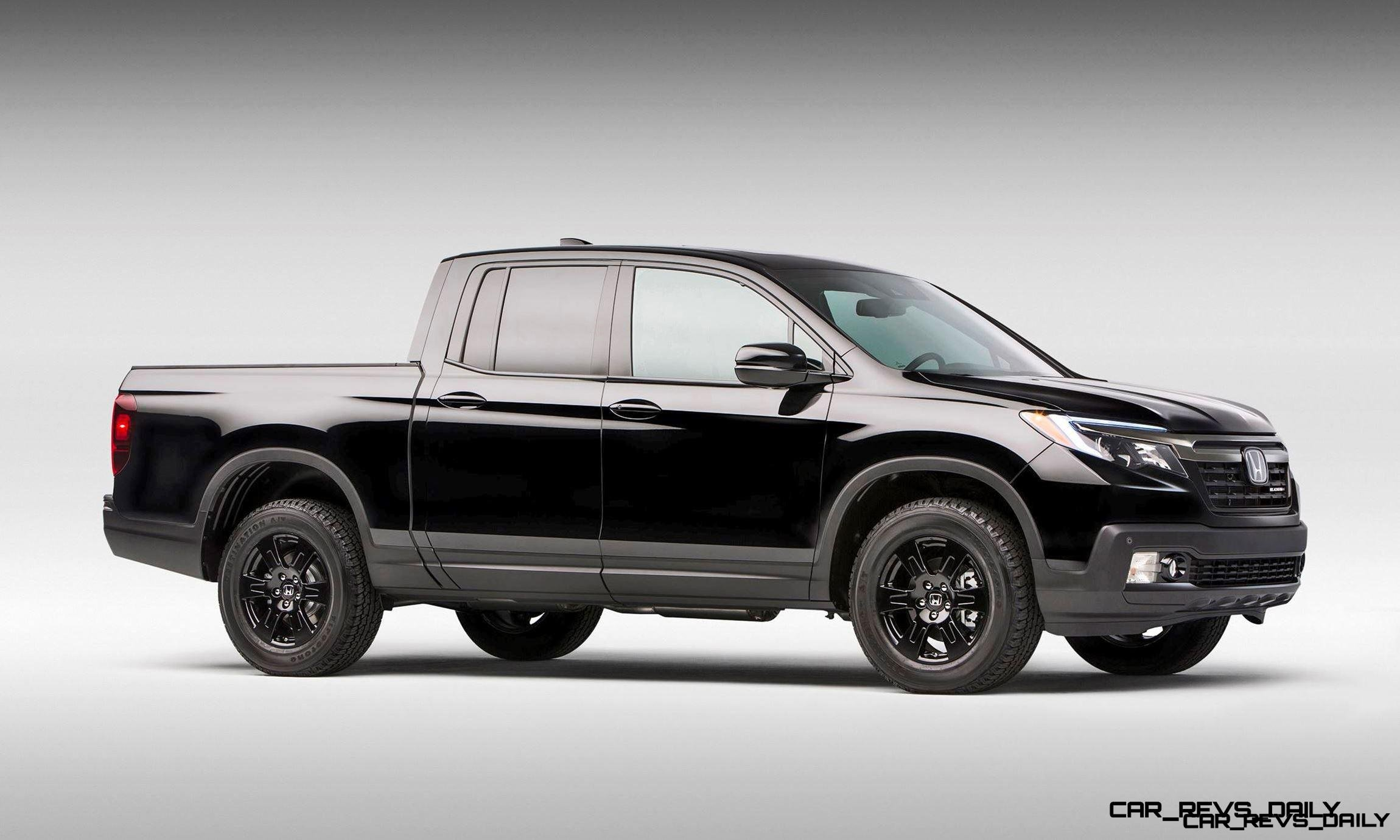 2017 Honda Ridgeline Challenges Mid Size Roughriders With Smooth Plush And Efficient Pickup Solution