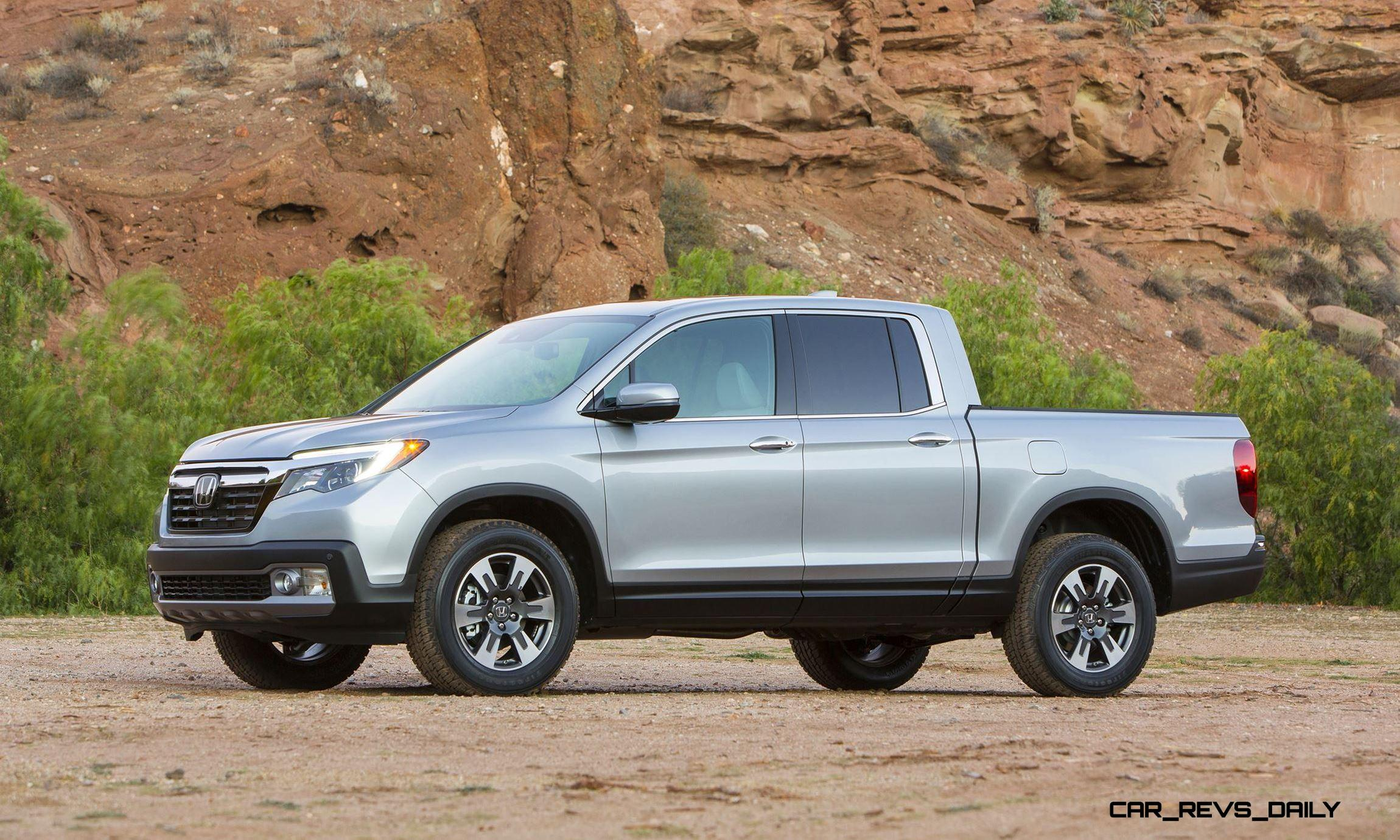 2017 Honda Ridgeline Challenges Mid Size Roughriders With Smooth Boat Towing