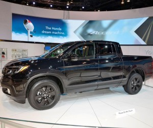 Part Two The Trucks 2016 Chicago Auto Show Mega Gallery