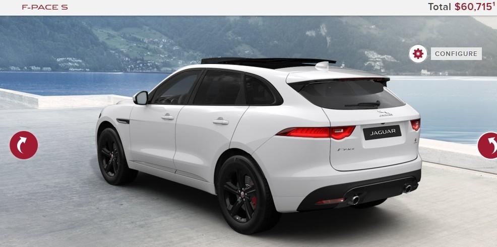 2017 jaguar f pace edmunds new car reviews and specs 2018 les gastronomes de lyon. Black Bedroom Furniture Sets. Home Design Ideas