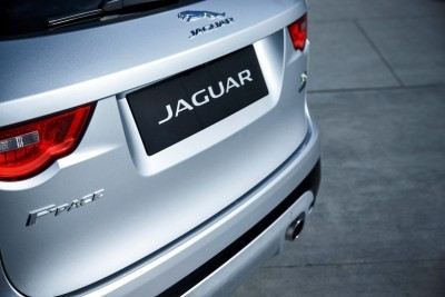 2017 Jaguar F-PACE V6S Silver Disney Center LA 19