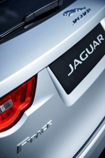 2017 Jaguar F-PACE V6S Silver Disney Center LA 23