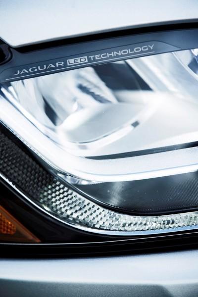 2017 Jaguar F-PACE V6S Silver Disney Center LA 26