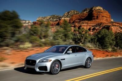 2017 Jaguar XF-S V6 - USA Media Drive 14
