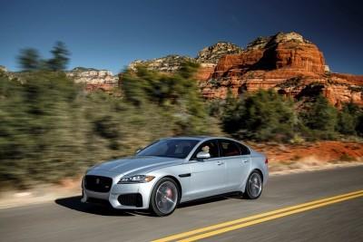 2017 Jaguar XF-S V6 - USA Media Drive 15