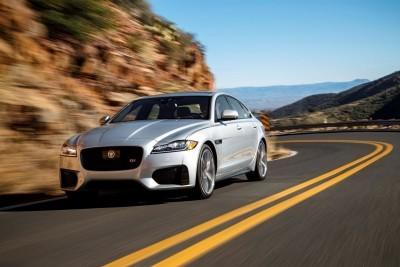 2017 Jaguar XF-S V6 - USA Media Drive 3