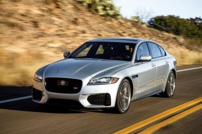 2017 Jaguar XF-S V6 - USA Media Drive 31