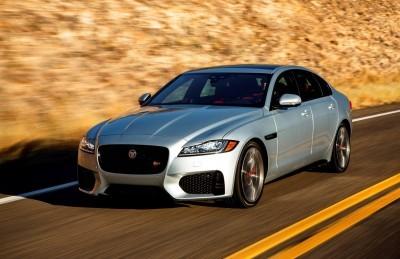 2017 Jaguar XF-S V6 - USA Media Drive 32
