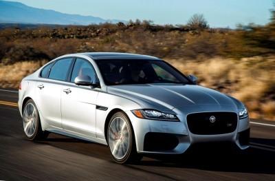 2017 Jaguar XF-S V6 - USA Media Drive 37